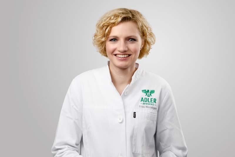 Rebecca Werntgen PTA Adler Apotheke